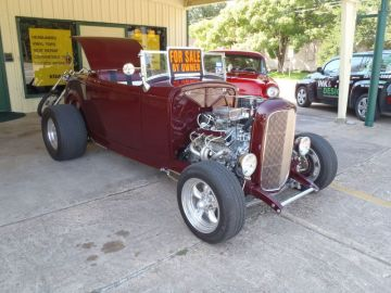1932 Coupe - For Sale $35,000