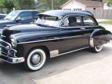 50 Chevy Deluxe  - For Sale