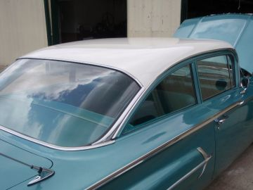 60 Chevy Bel Air - For Sale