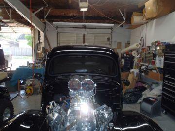 1941 Willys - Work in Progress