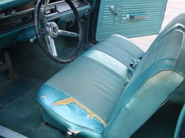 1967 Chevelle - Before