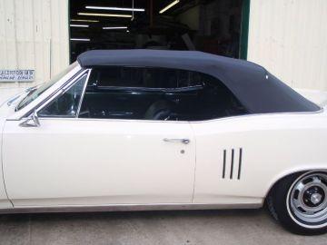 1967 Pontiac Le Mans - After