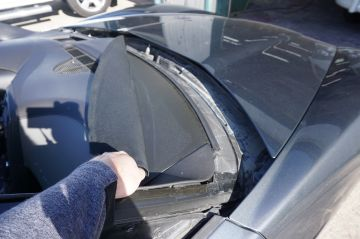 C6 Corvette Dash Repair