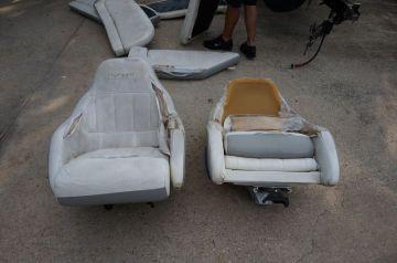 Gator Seat