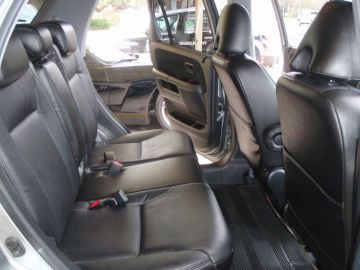 Cloth to Leather Interior