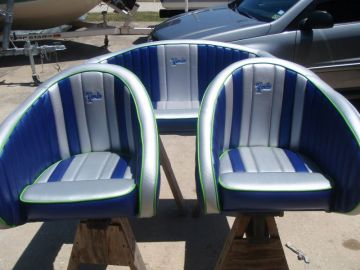 Jet Boat Seat