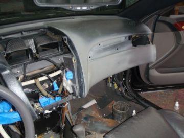Solara Dash Repair
