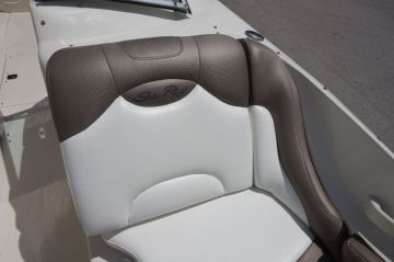 Bronze Edge Sea Ray Interior by 5 Star