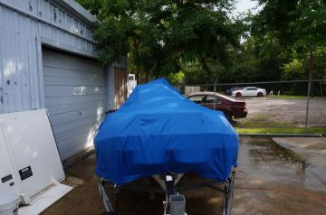 Caribe Boat Cover