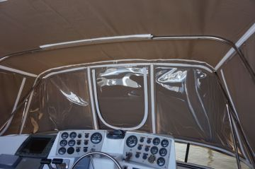 Cruiser Windshield & Enclosure_4