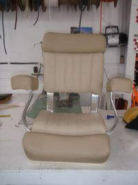 Custom Captain's Chair