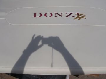 Donzi Swim Deck