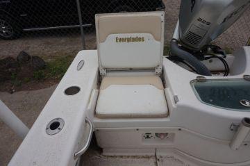 Everglades Fishing Boat