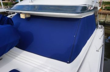 Insulated Boat Windshield