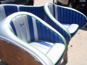 Photo Gallery - Category: Boat & Marine - 5 Star Upholstery