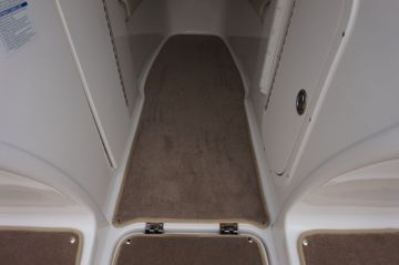 Snap Down Boat Carpet