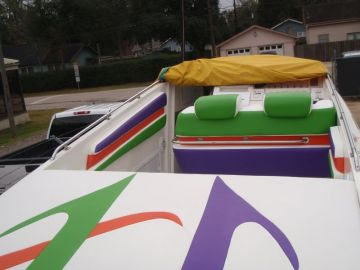 Sonic Racing Boat
