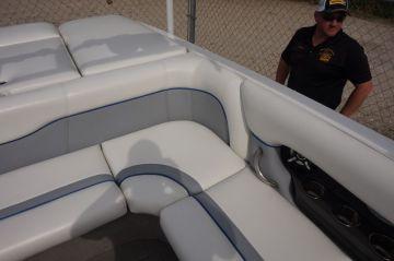 Supra Ski Boat