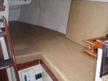 V Berth Cushions