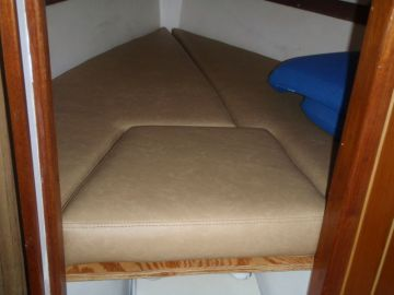 V Berth Cushions