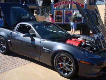 2010 Kemah Corvette Show