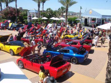 2011 Kemah Boardwalk Vette Show