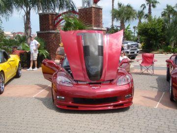 2012 Kemah Corvette Show