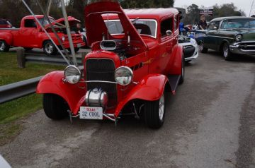 Hooter's Car Show 2014_5