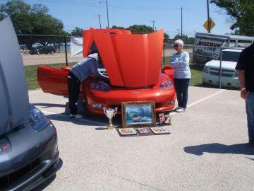 Space City Corvette Show 2013