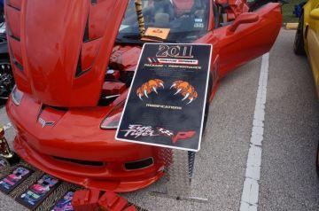 Space City Corvette's & Crawfish 2014