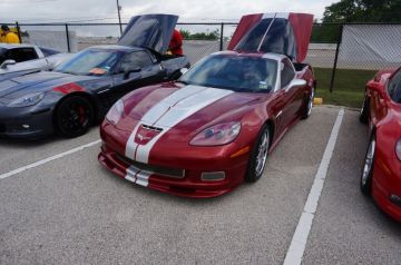 Space City Corvette's & Crawfish 2014