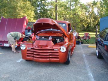 Space City Cruisers Fall Car Show 2012