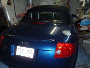 03 Audi TT - Top Process