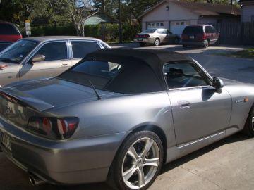 2008 Honda S2000