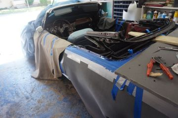 68 Shelby GT KR500