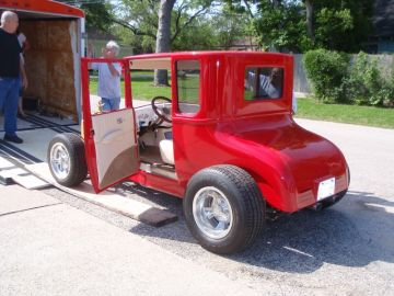 1927 Model T Coupe