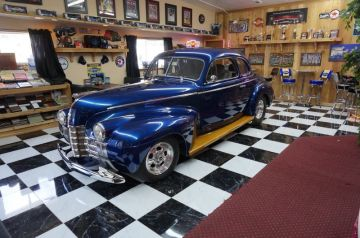 1940 Olds. Business Coupe