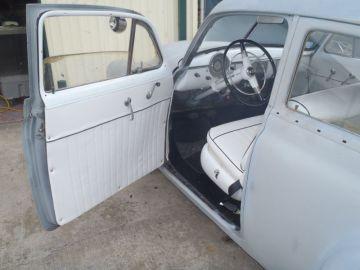 1949 Fleetline - Door Panels