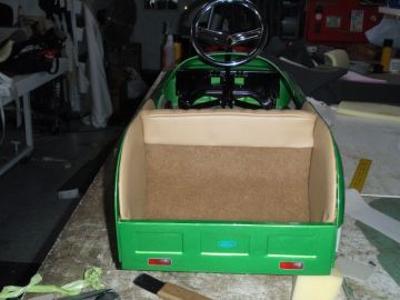 1949 Pedal Car