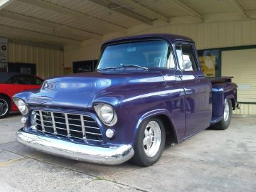 1955 Heavy Chevy