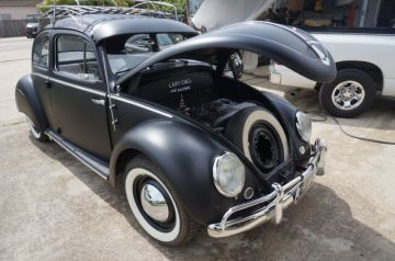 1959 VW Bug - Work in Progress