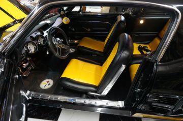 1967 Mustang GT - Steelers