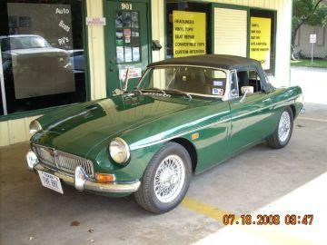 1969 MG