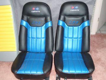 1975 Stingray - Custom Seats