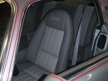 1980 Camaro Seat