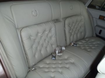 1984 Cadillac - Pillow Topped