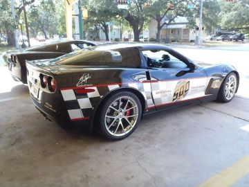 2008 Indy 500 Pace Car