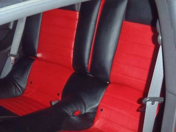 427 Jack Roush Mustang