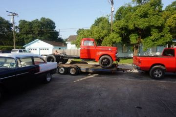 49 Ford Tonka Toy