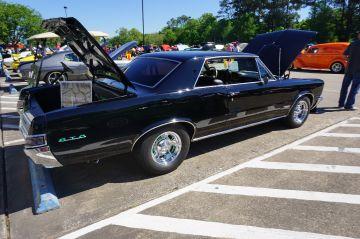 5 Stars 1965 GTO